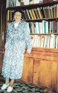 Radiestetka Kaethe Bachler