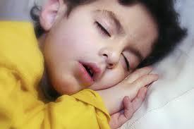 wpływ żył wodnych na sen dzieci