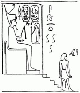 Freski ze starożytnego Egiptu pokazujące pracę różdżkarzy